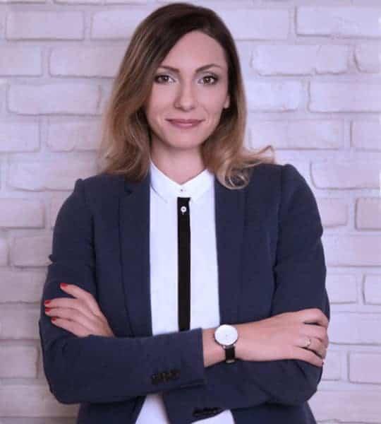 <span>Adwokat Wspólnik zarządzający </span> Karolina Jabłkowska