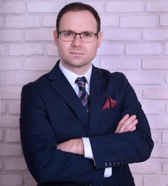 <span>Adwokat Współpracujący </span>Paweł Hiper