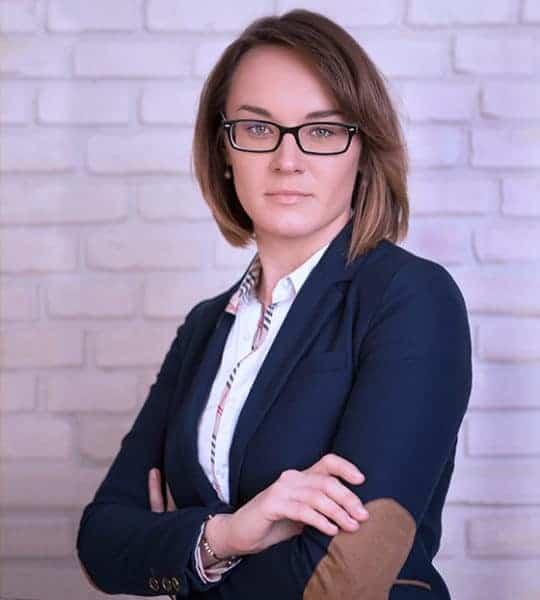 <span>Asystent adwokata </span>Katarzyna Juzwa
