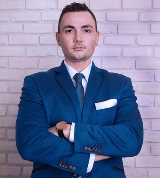 <span>Aplikant adwokacki</span>Michał Zagórski
