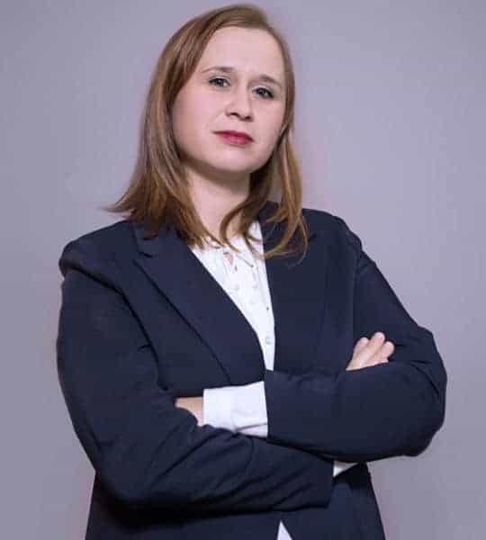 <span>Radca prawny</span>Justyna Kachno