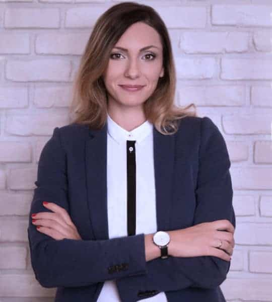 <span>Radca Prawny, Wspólnik zarządzający </span> Karolina Jabłkowska-Byrska