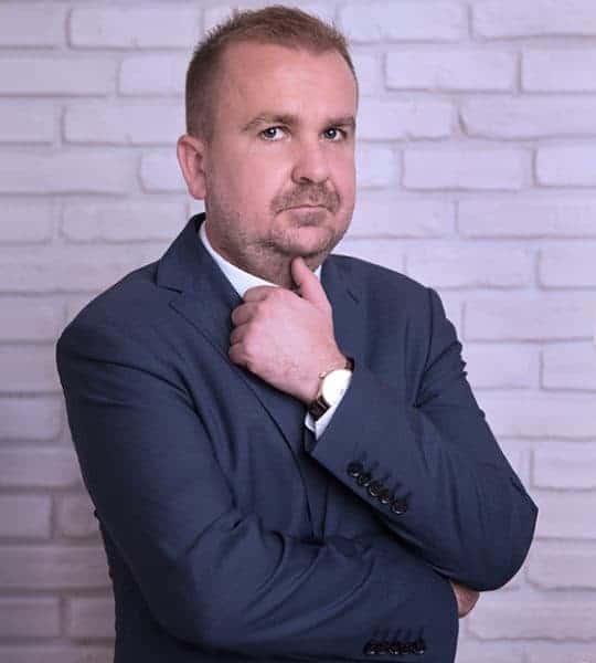<span>Adwokat Wspólnik </span>Grzegorz Ćwiek