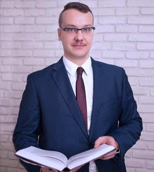 <span>Aplikant radcowski </span> Paweł Musialski