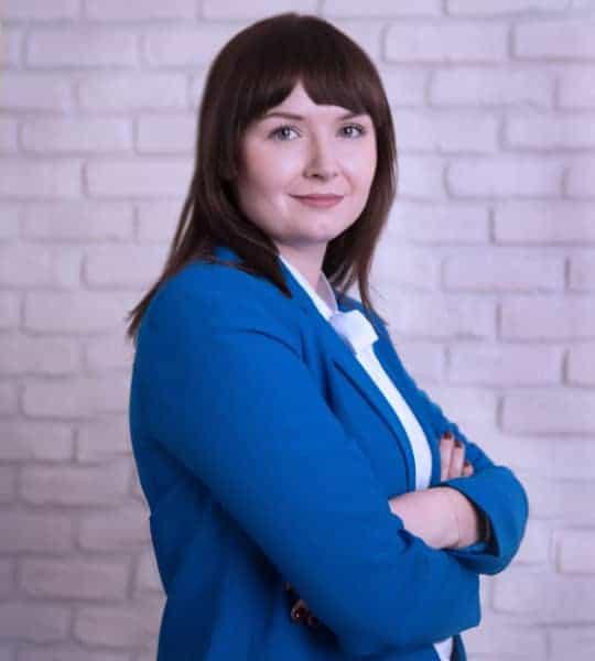 <span>Adwokat współpracujący</span>Anna Sowa