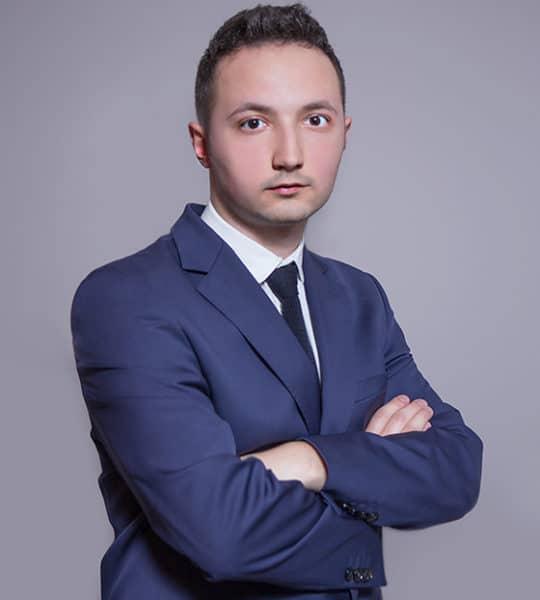 <span>Asystent adwokata </span>Mateusz Uchmanowicz