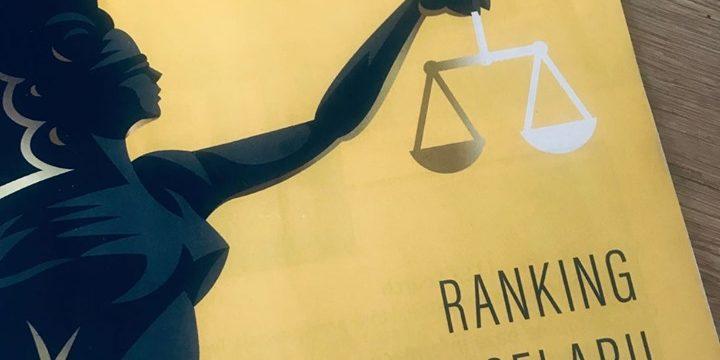 Ranking Kancelarii Prawniczych 2019
