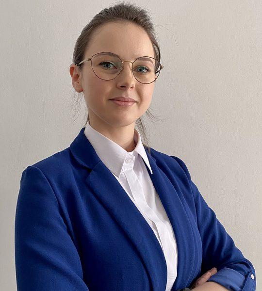 <span>Aplikant adwokacki</span>Paulina Stasiełowicz